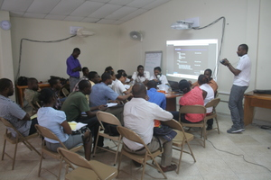 miniPCR in Haiti