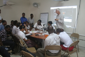 miniPCR in Haiti