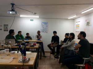 Citizen science workshop using miniPCR in Mexico