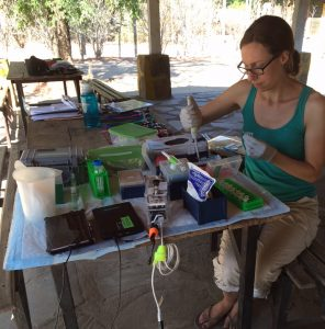 miniPCR solar-powered mobile DNA lab